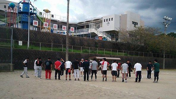 鹿児島 ソフトボール大会