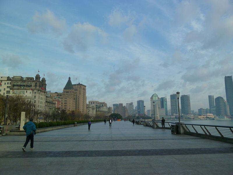 上海市外灘