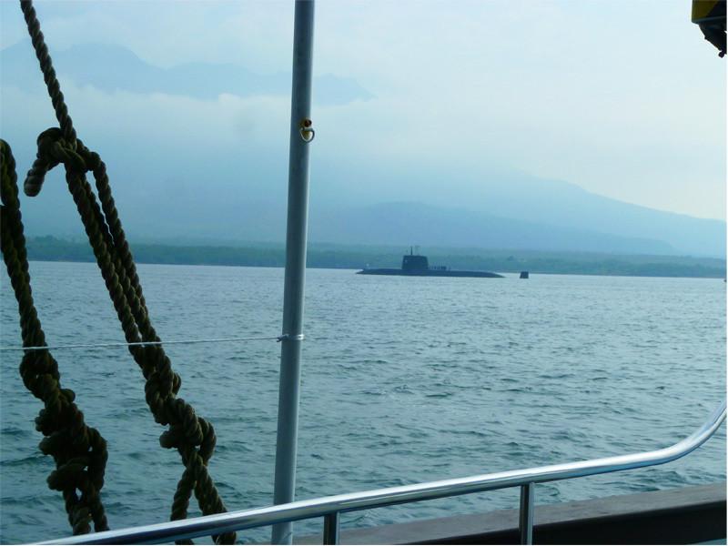 錦江湾 海洋散骨