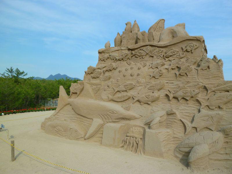 2016 吹上浜砂の祭典