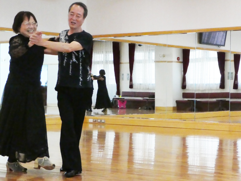 社交ダンス発表会