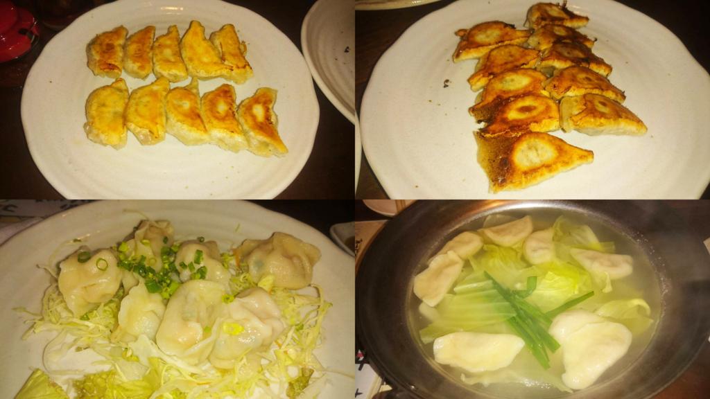 福岡の餃子