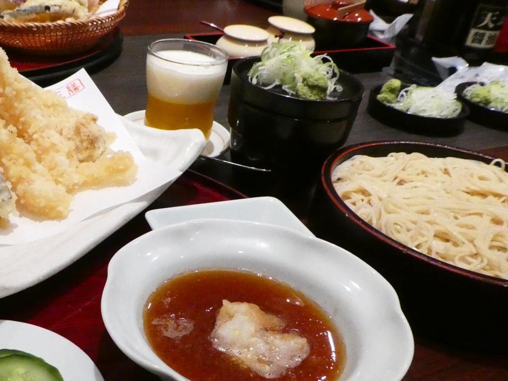 天ぷら左膳 鹿児島