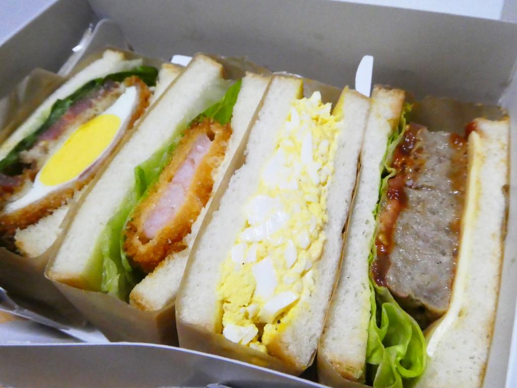 ラピ 鹿児島 サンドイッチ