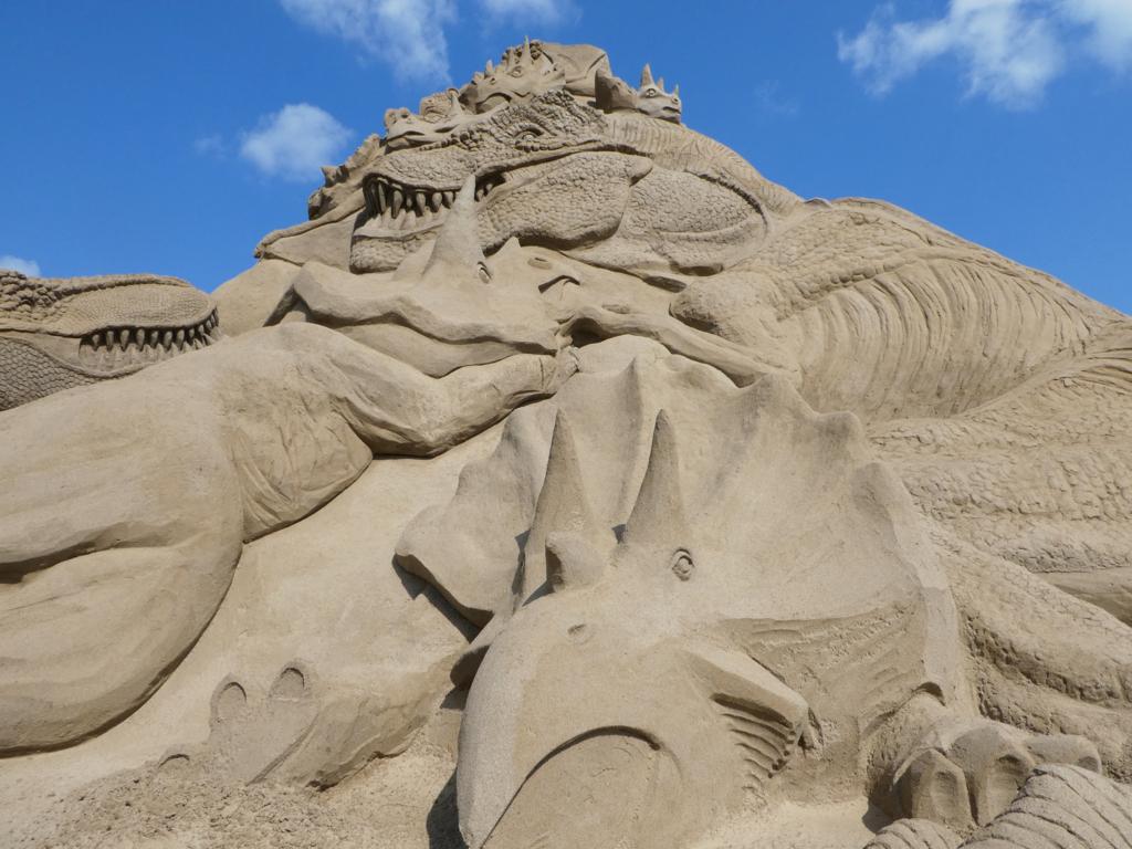 2018 砂の祭典
