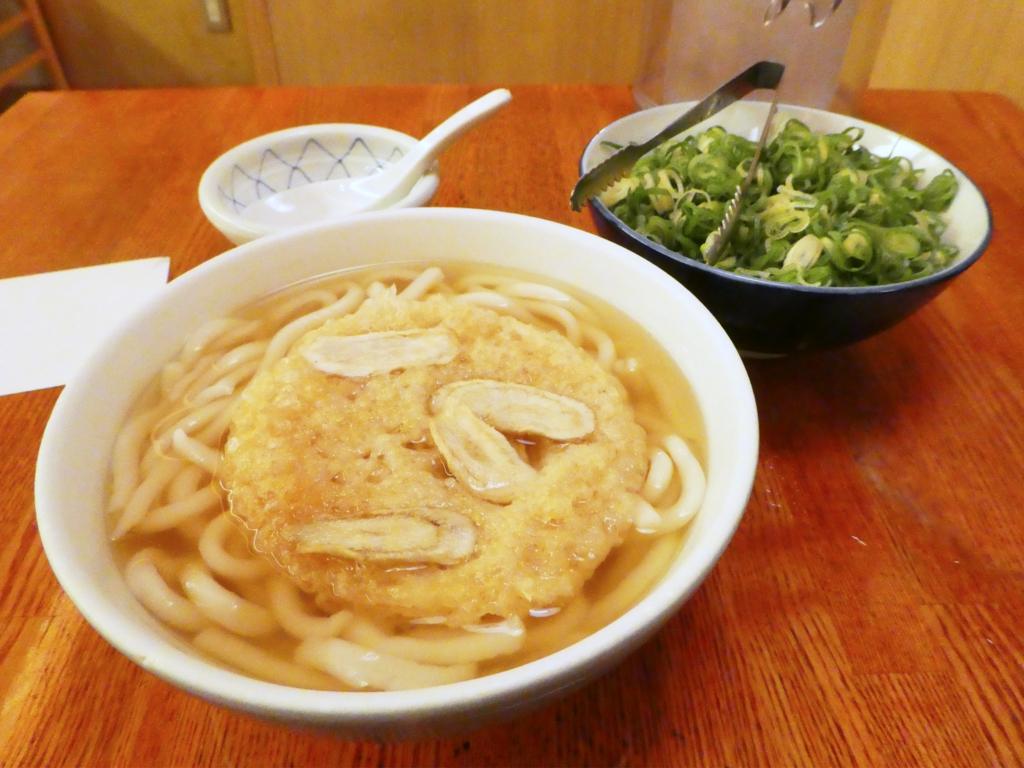 博多駅 朝食 うどん