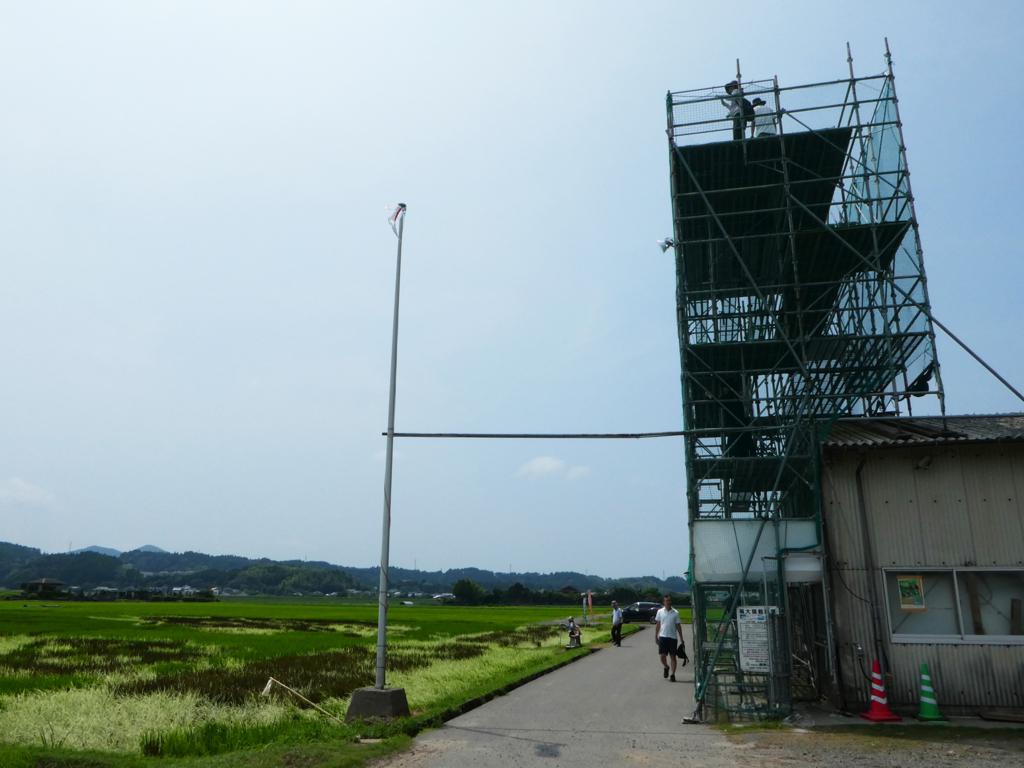 田んぼアート 鹿児島 2018
