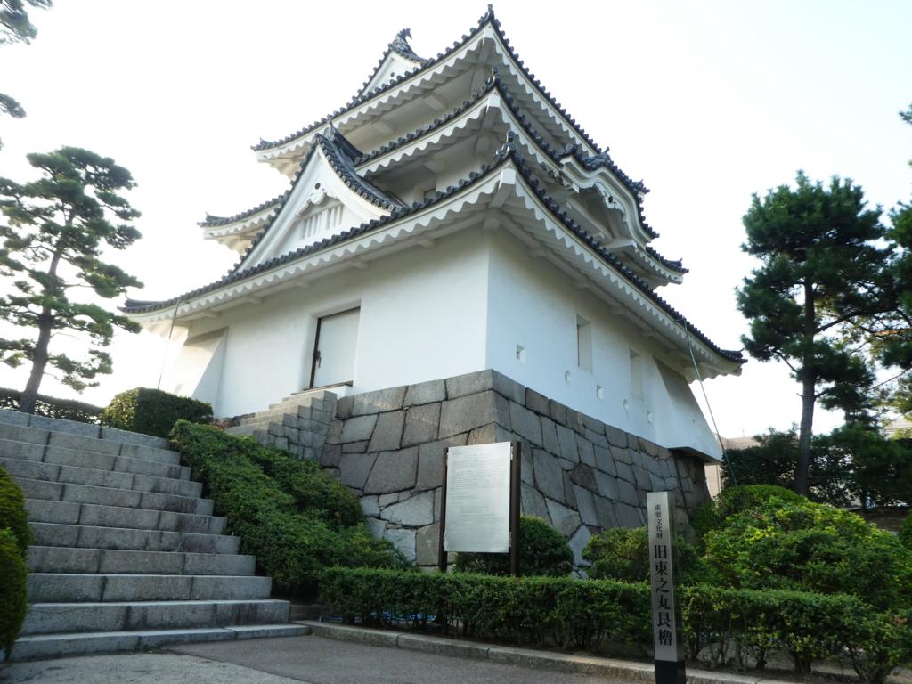 高松城 艮櫓