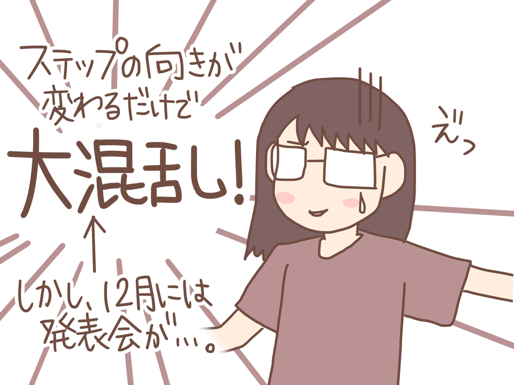 社交ダンス 初心者