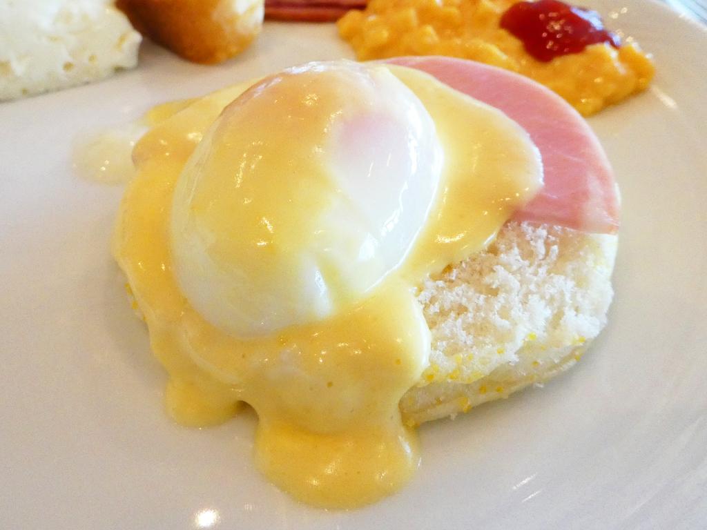 パーゴラ 朝食ブッフェ