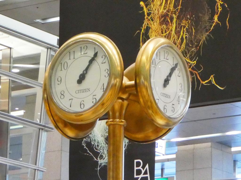 金時計 名古屋
