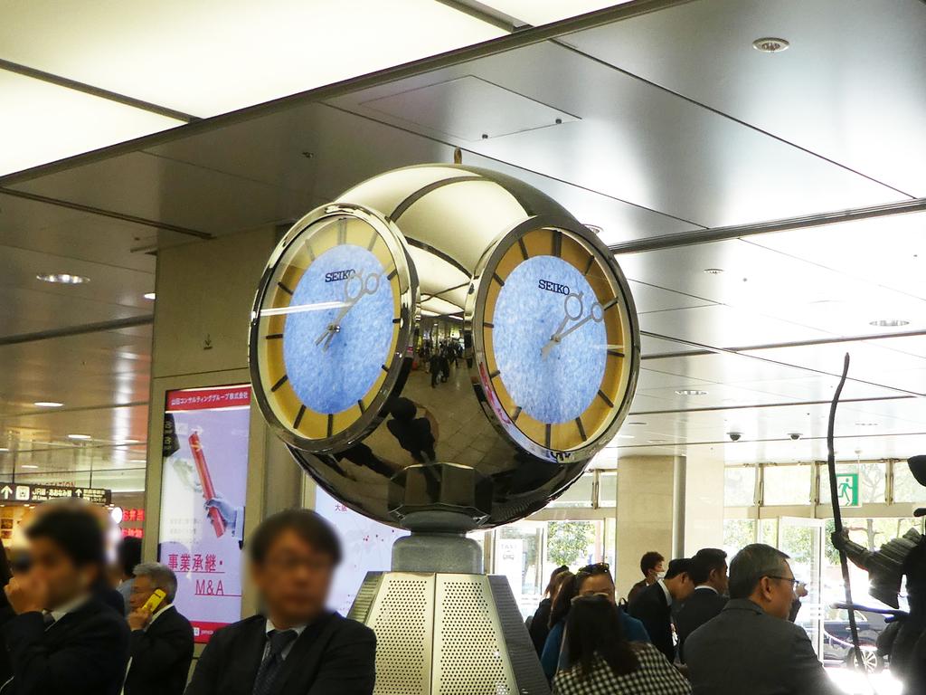 銀時計 名古屋