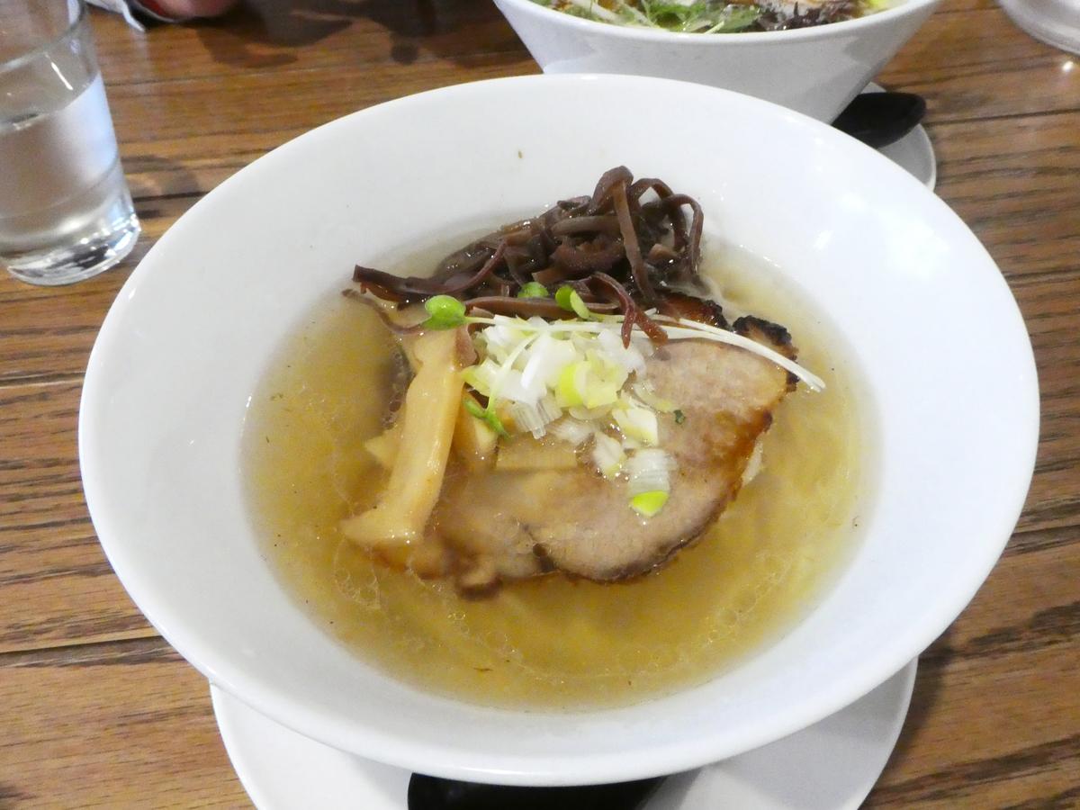 ラーメン 麺屋okada 鹿児島