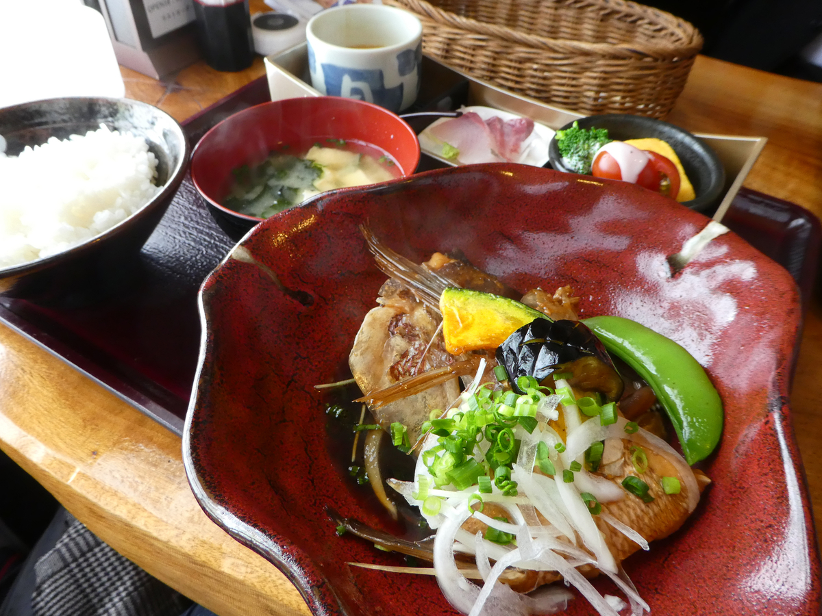 旬菜旬魚しろく ランチ