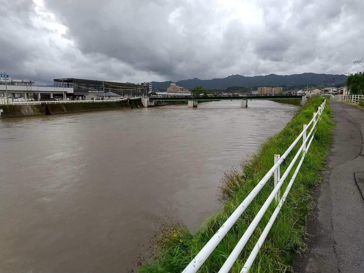 永田川 鹿児島市