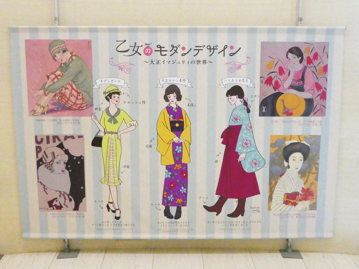 乙女のモダンデザイン 鹿児島市立美術館