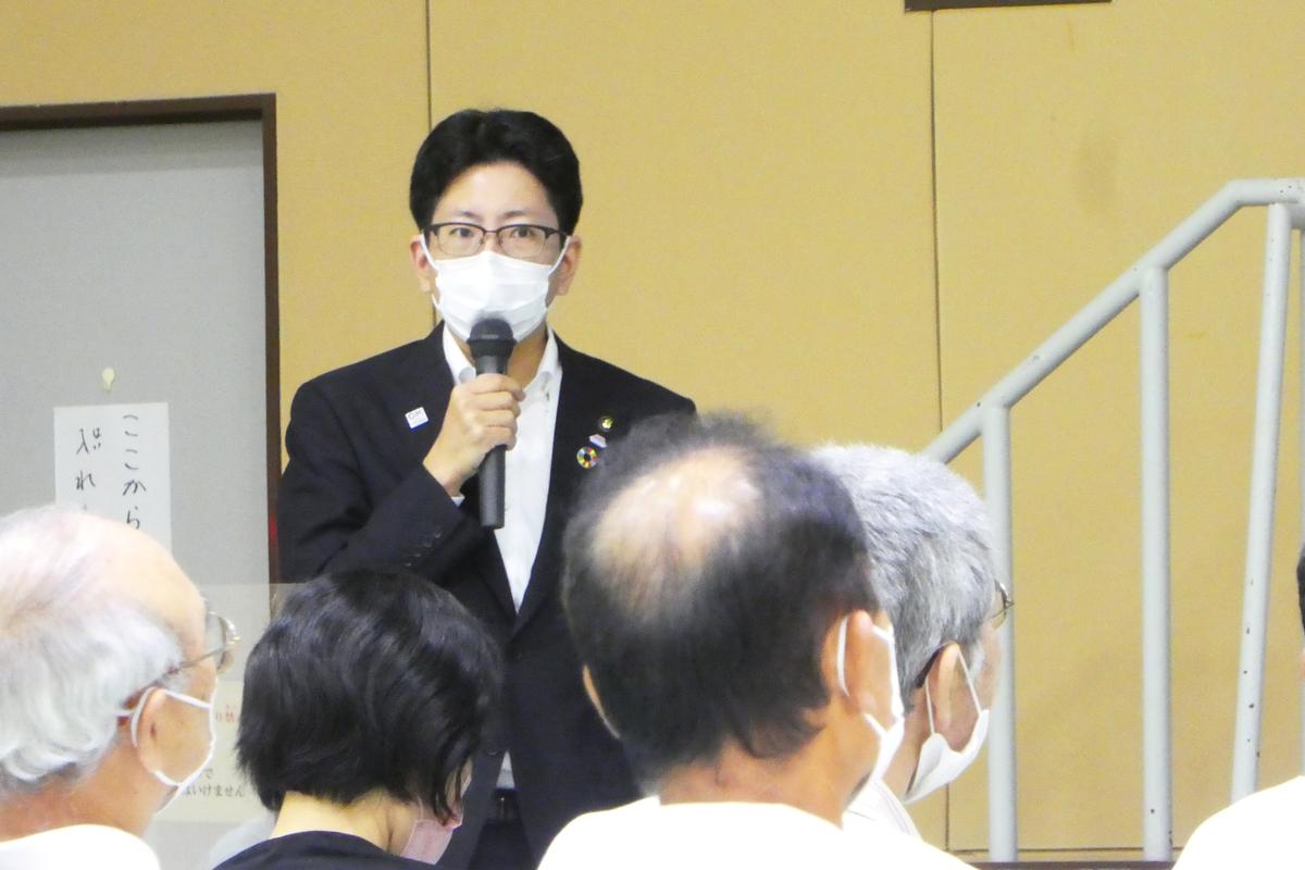 市長と語る会