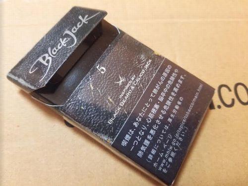 山梨県甲府市で買ったブラックジャックスーパースリムBlackJack体に害が少ないタバコ次はカートンコンビニ