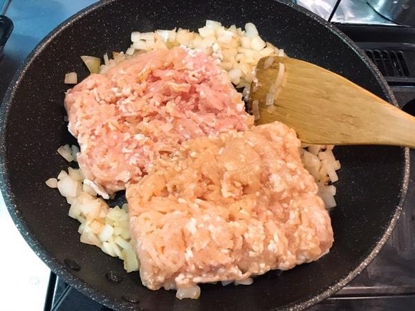 【ダイエット食&筋トレ食】ミートトマトソースの作り方5