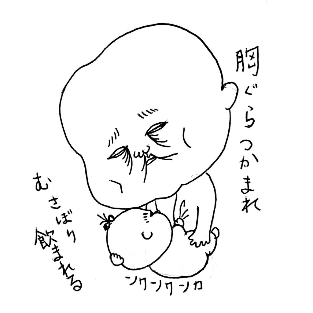 母親と赤ん坊