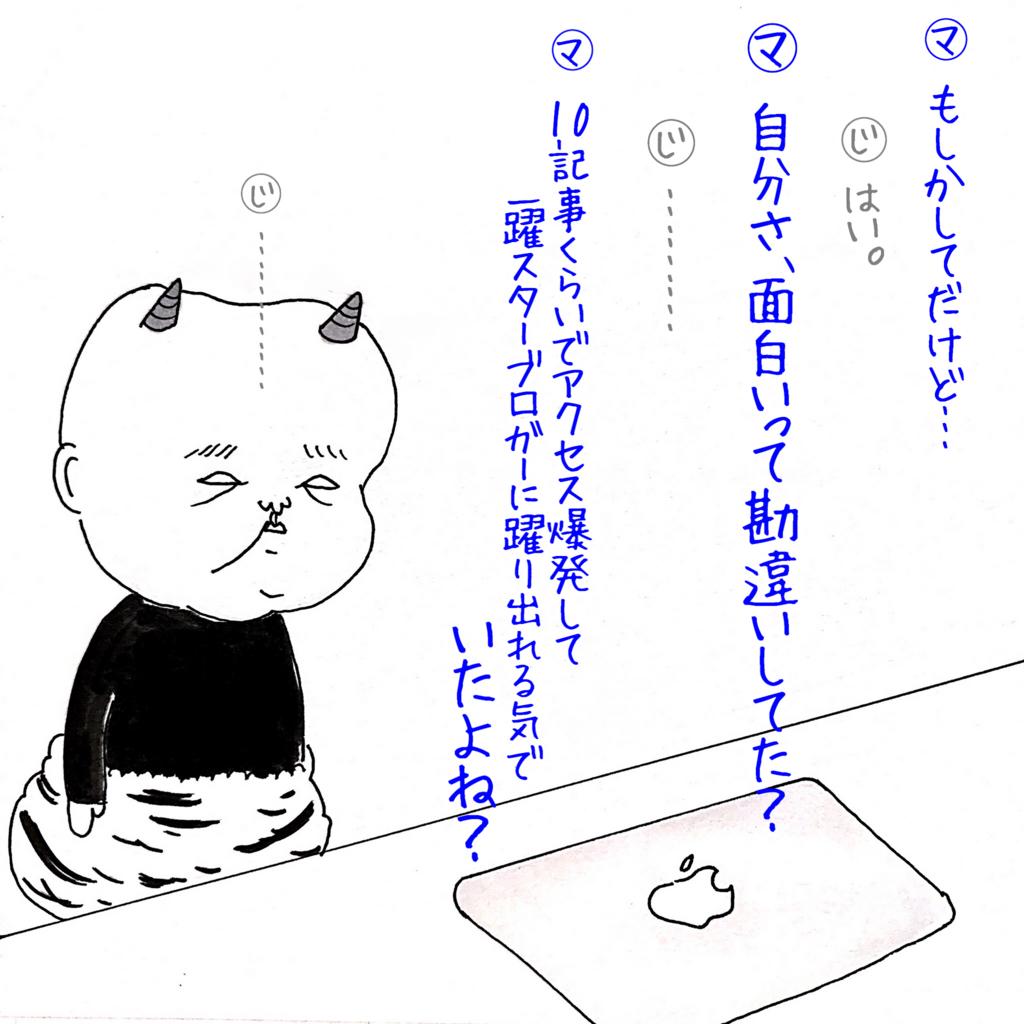 テレパシー会話漫画13