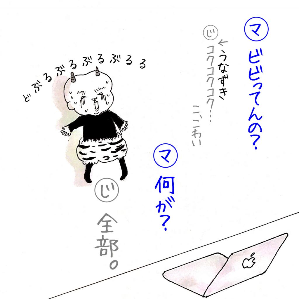テレパシー会話漫画20