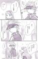 身バレ漫画② ムギくん