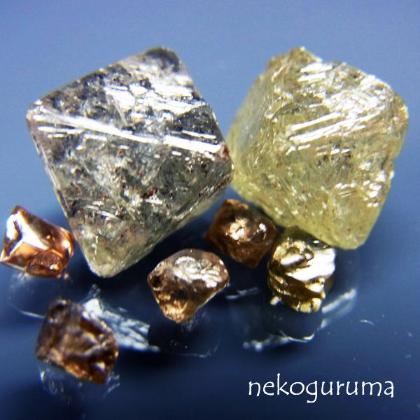 ラフダイヤモンド