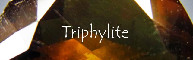 トリフィライト