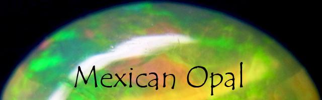 メキシコオパール