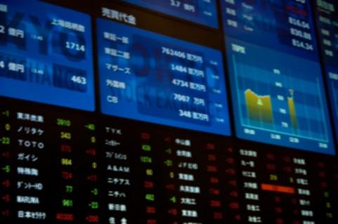 東証の株価ボード
