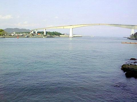 高知県浦戸湾。
