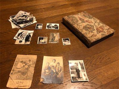 戦時中の写真いろいろ。