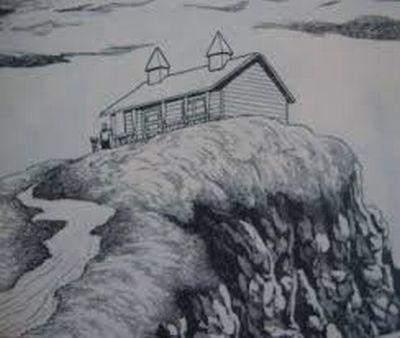 ブラックジャンクの家。
