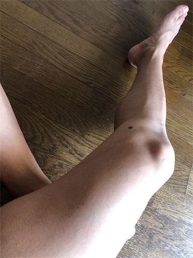 男イカキムの美脚。