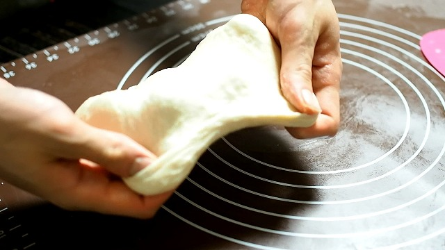 ゼブラ食パン工程2
