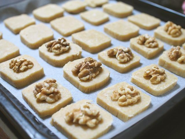 ココナッツオイルクッキー工程3