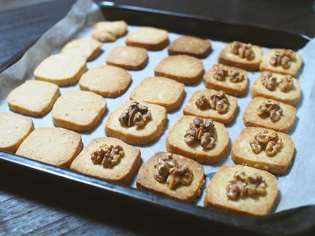 ココナッツオイルクッキー工程4