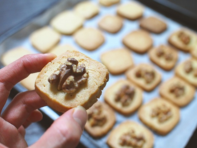 ココナッツオイルクッキー2
