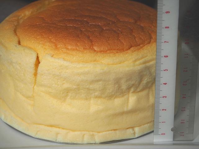 スフレチーズケーキ7