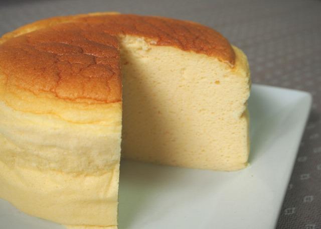スフレチーズケーキ5