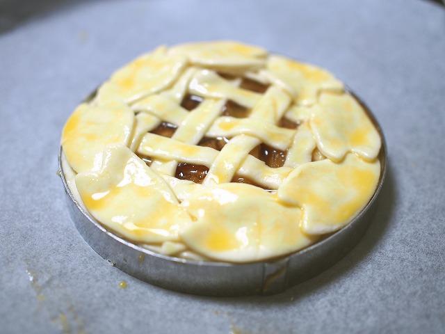 アップルパイ工程7