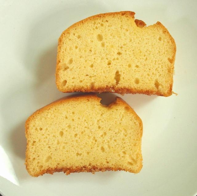 カステラ風パウンドケーキ