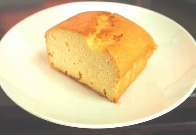 カステラ風パウンドケーキ2