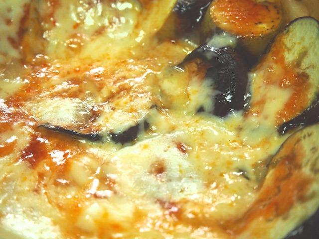 なすのチーズ焼き2