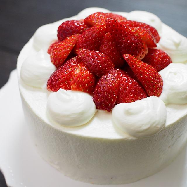 いちごのケーキ1