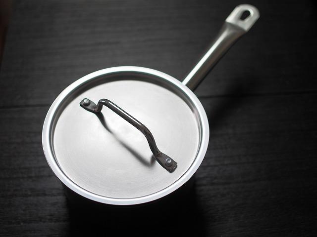 KIPROSTARステンレス片手鍋