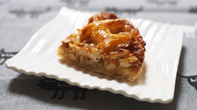 メープルキャラメルナッツパイ5