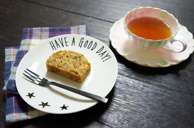 林檎と紅茶のケーキ3