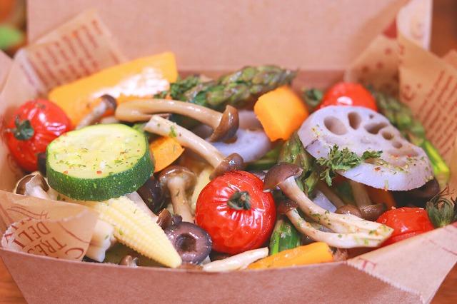 野菜料理のイメージ